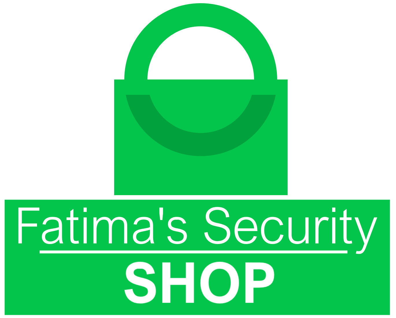 Fatima's Security Shop in Zimbabwe logo